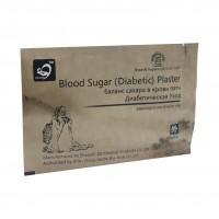 Пластырь для понижения сахара в крови Диабетический Blood Sugar Diabetic Plaster, шт.